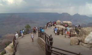 Grand Canyon hiking video