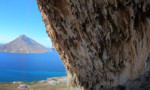 Kalymnos rock climbing video