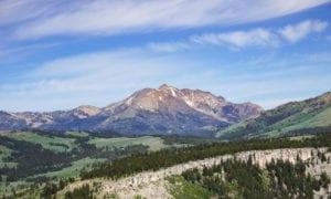 Bunsen Peak, Yellowstone National Park