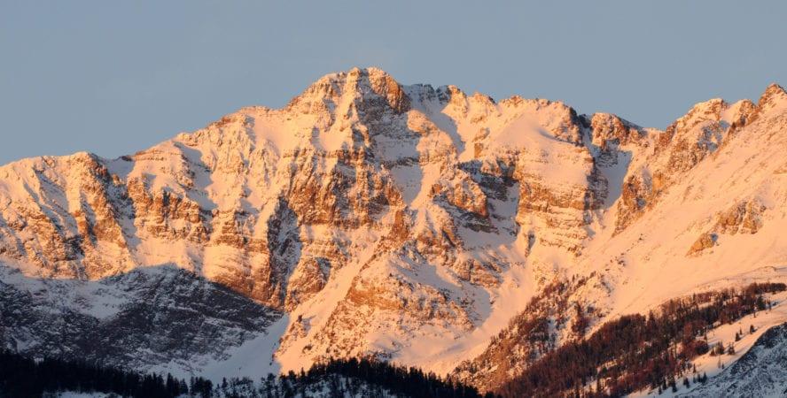 Electric Peak Yellowstone