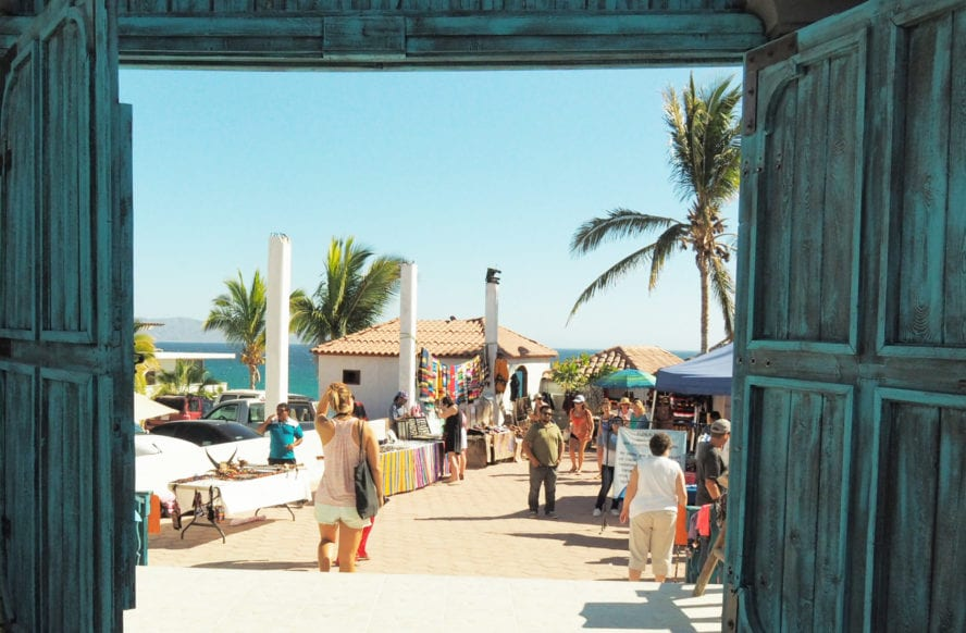 Farmers Market in La Ventana