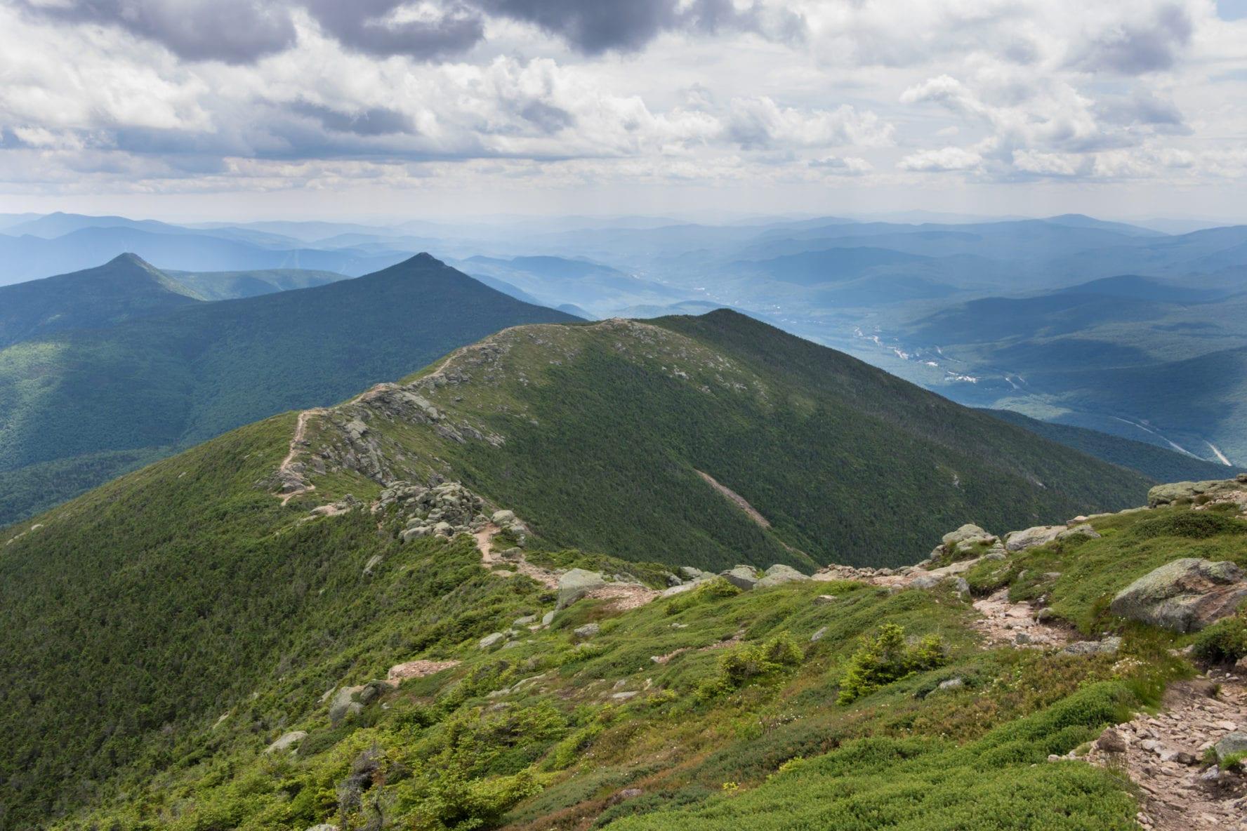 Franconia Ridge Trail