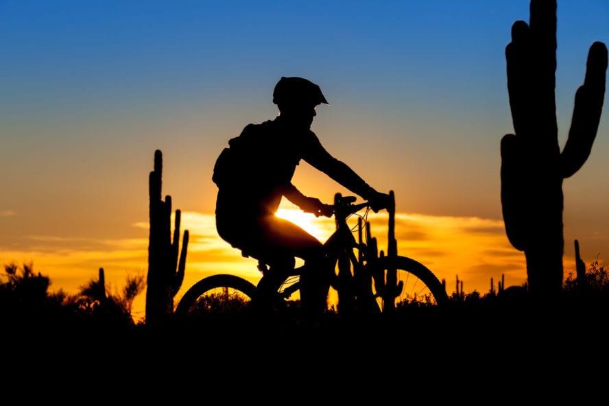 La Ventana mountain biking