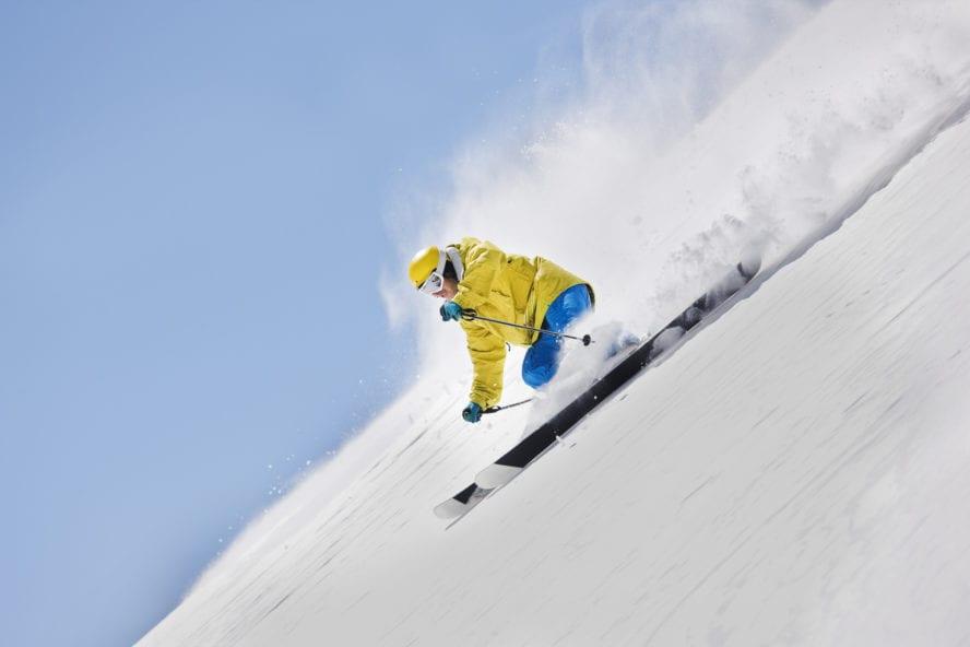 Lovelan Ski area Colorado
