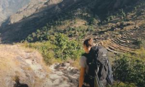 Nepal Annapurnas Circuit hiking_video_1