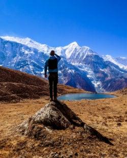 Nepal Annapurnas Circuit Hiking