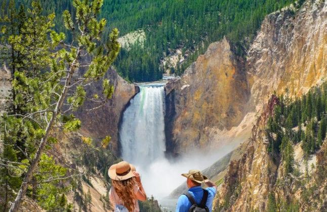 yellowstone hiking tours