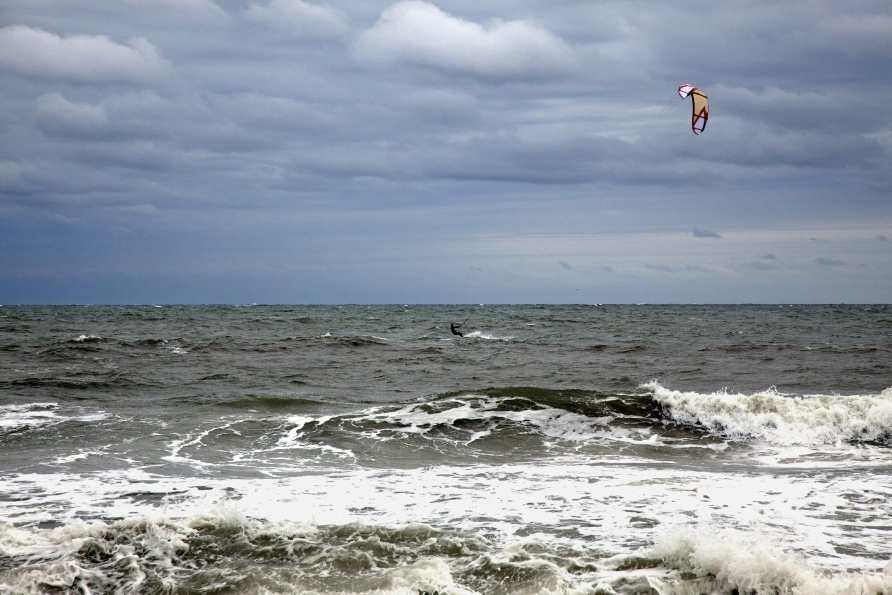 Cape Hatteras kiteboarding