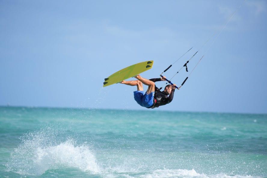 Key West kiteboarding