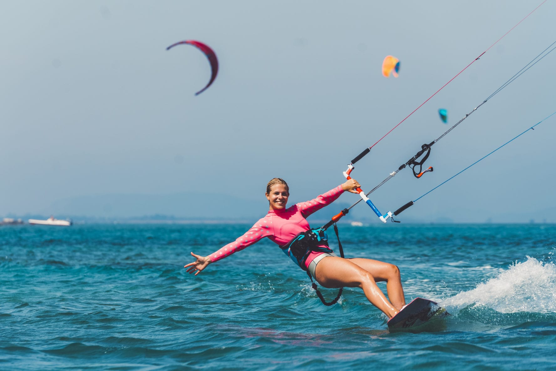 kiteboarding locations worldwide