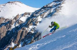 backcountry skiing rocky mountain national park