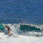 Surfing at Siargao