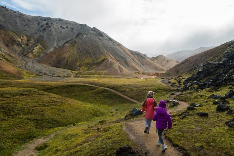 Hiking the Laugavegur