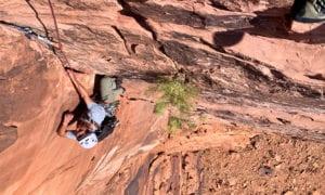 Big Bend Boulders Rock Climbing