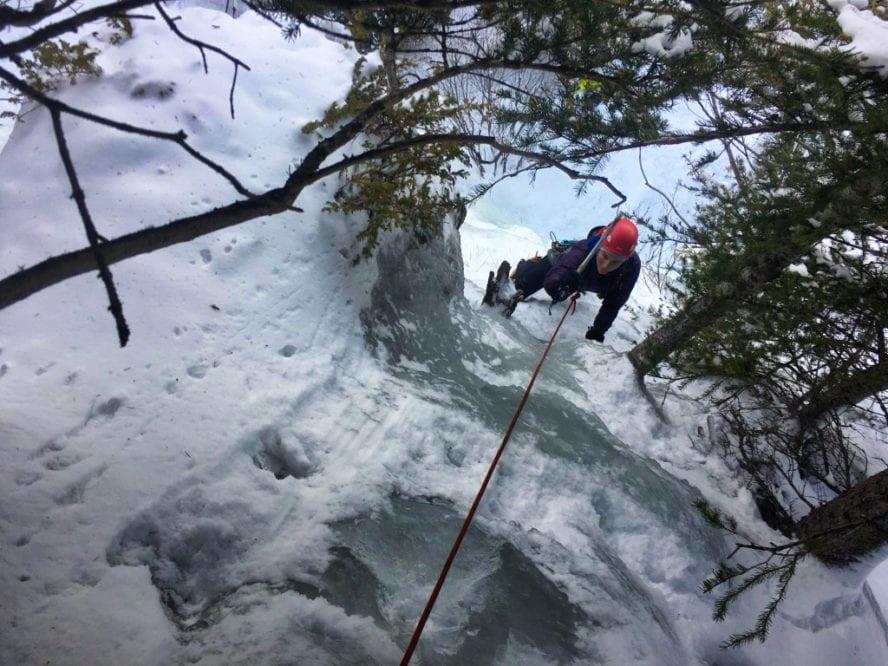 Sierra Nevada climbing