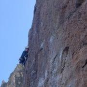 Climbing Smith Rock