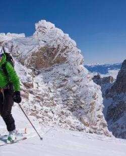 Grand Teton Backcountry skiing
