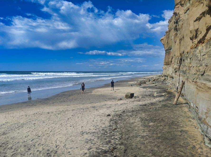 San Diego hiking