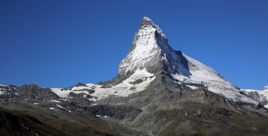 Rock Climbing Zermatt