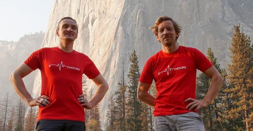 Yosemite Rock Climbing