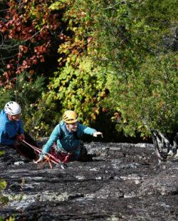 Rock Climbing in Adirondacks