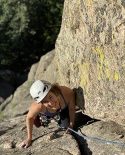 Boulder Canyon climbing 3