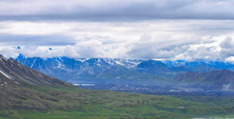 Denali National Park Hiking trip