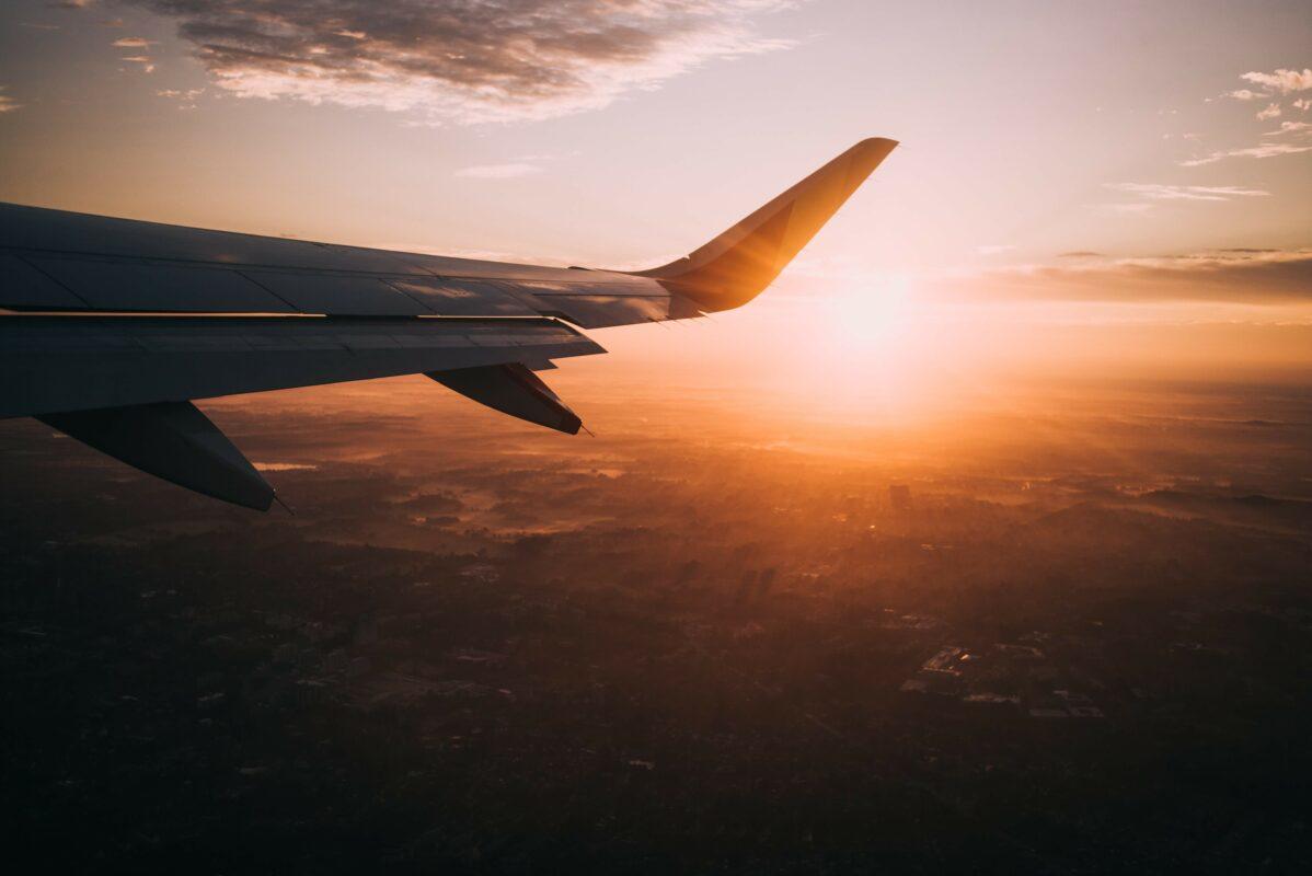 Flight from Iceland