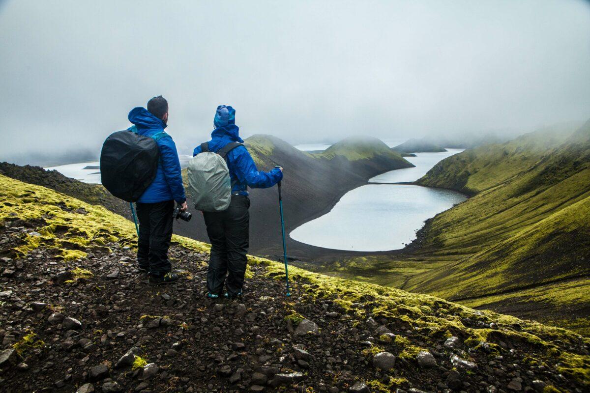 Hiking, Langisjór Lake, Iceland, Uncharted Trails