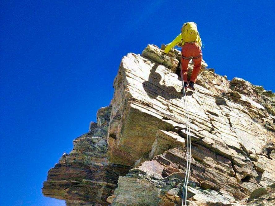 Aosta Rock Climbing