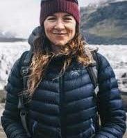 Mónica Fuentes, AIMG Mountain & Glacier Guide