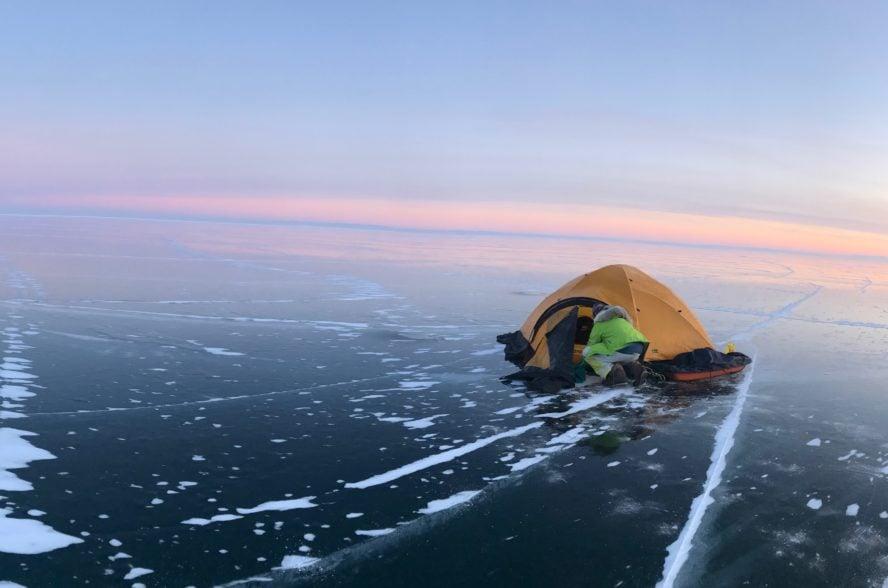 lake baikal expedition