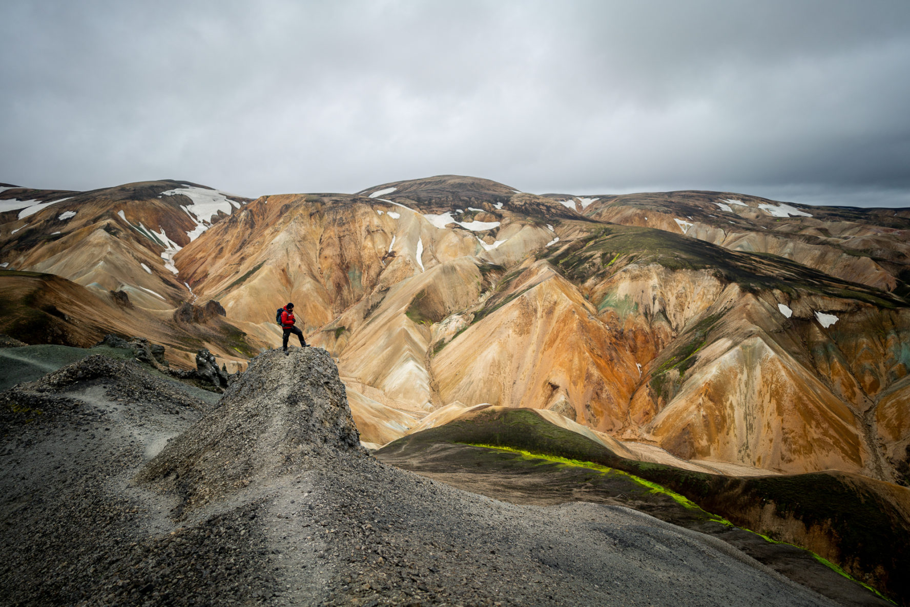 hidden trails of iceland