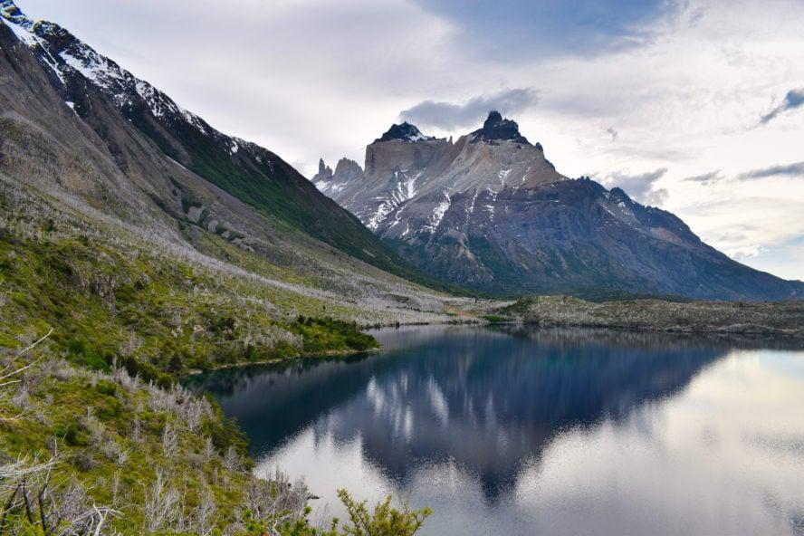 Torres del Paine hiking