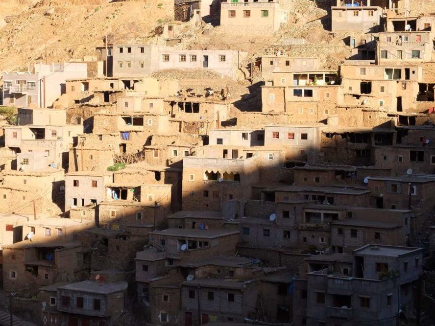 Berber Villages