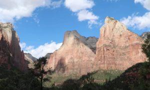 Hiking Zion Video 2