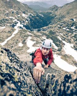 RMNP Climbing