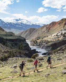 Yellowstone backpacking 1