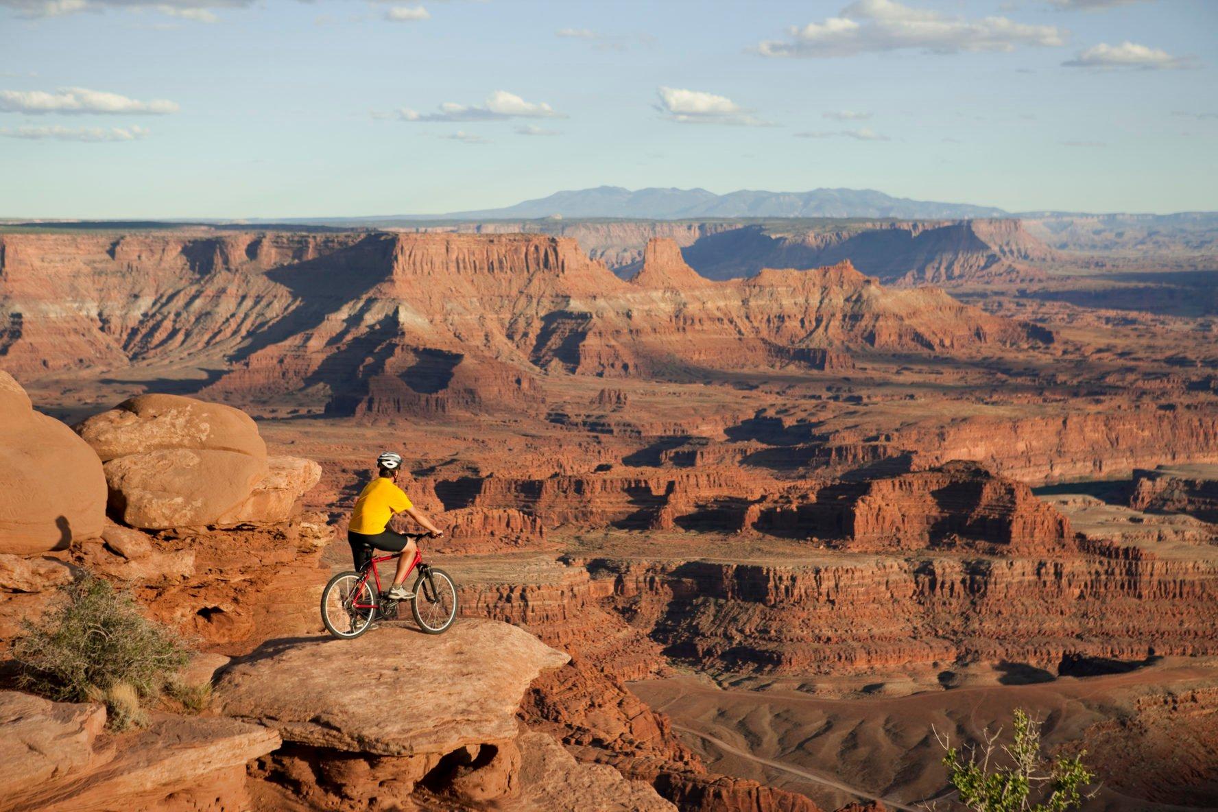 Utah mountain biking