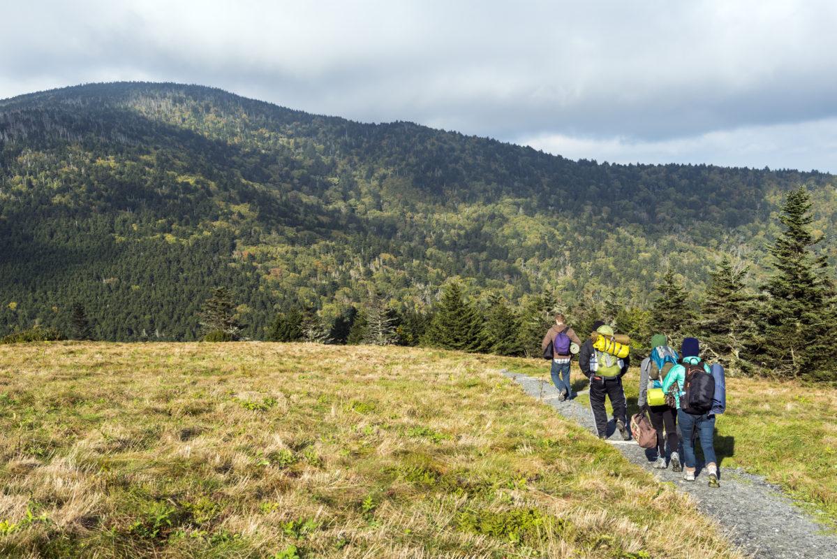 Appalachian Trail Hiking