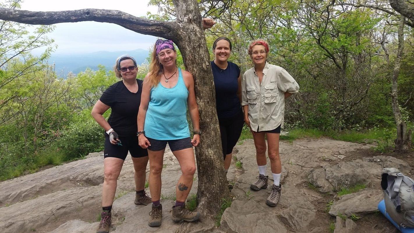 Appalachian Trail + Hiking