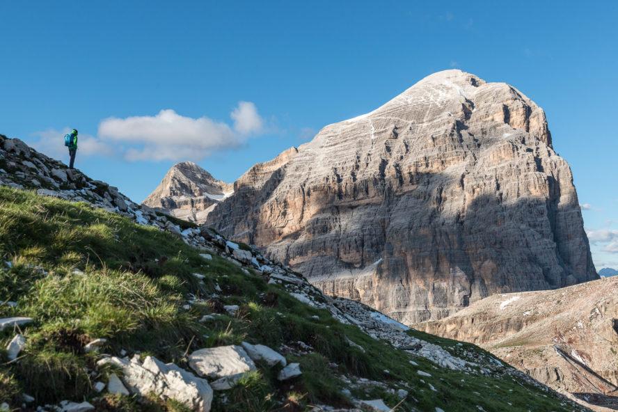 Dolomites hiking