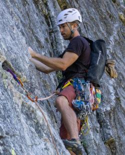Lake Tahoe climbing