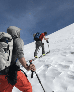 AAI Hybrid Avalanche Level 1 Course in Wasatch Mountains