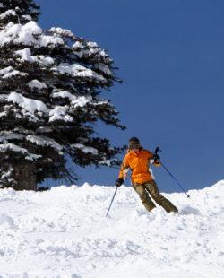 Cottonwood Canyons backcountry skiing