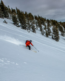 Mount Superior Backcountry Skiing