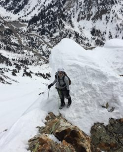 Wasatch Mountains Alpine Climbing