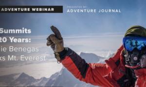 Willie Benegas Talks Mt. Everest video