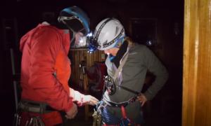 ecuador rock climbing video