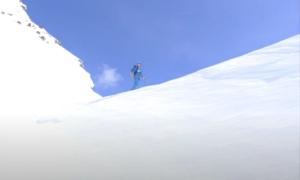 selkirk lodge backcountry skiing video